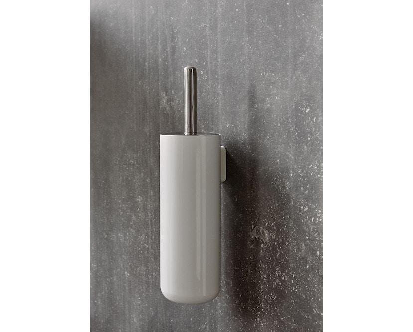 Menu - Toilettenbürste Wand - weiß - 3
