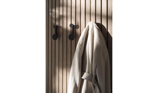 Menu - Afteroom Coat Hanger Wand-Garderobe S - schwarz - 2