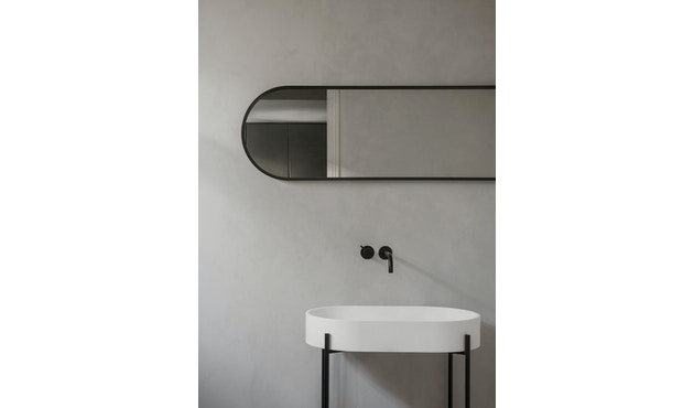 Norm Wandspiegel oval