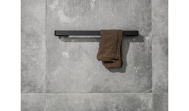 Menu - Handtuchhalter - schwarz - 2