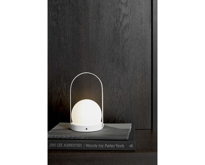Menu - Carrie LED tafellamp - wit - 3