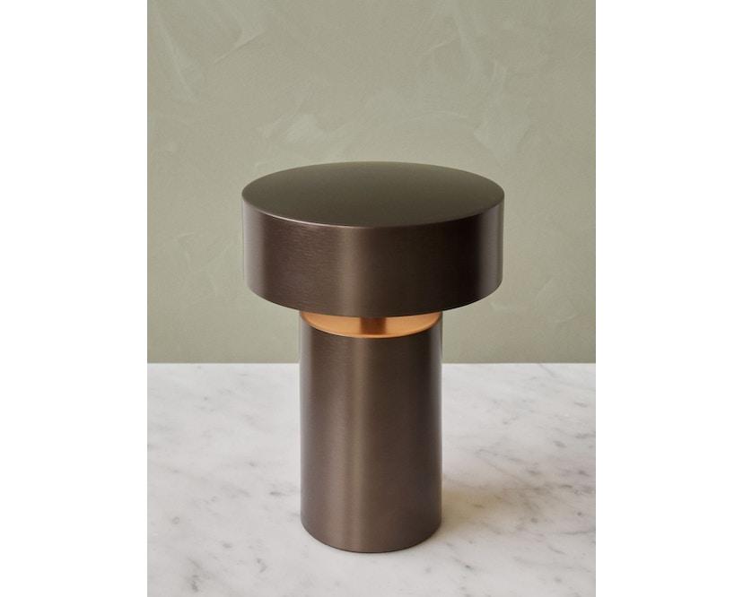 Menu - Column Table Lamp - Bronze - 3
