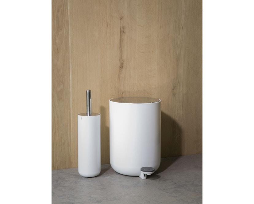 Menu - Toilettenbürste Wand - weiß - 2