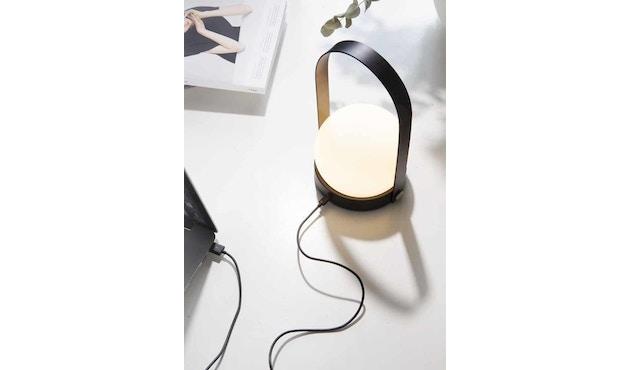 Menu - Carrie LED Tischleuchte - schwarz - 4