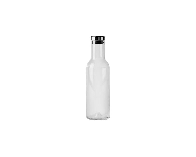 Menu - Karaffe - Klarglas/Chrom - 1 l - 2