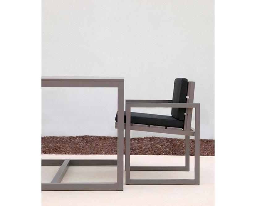 Gandia Blasco - Saler Alta Tisch - S - eloxiert - 5