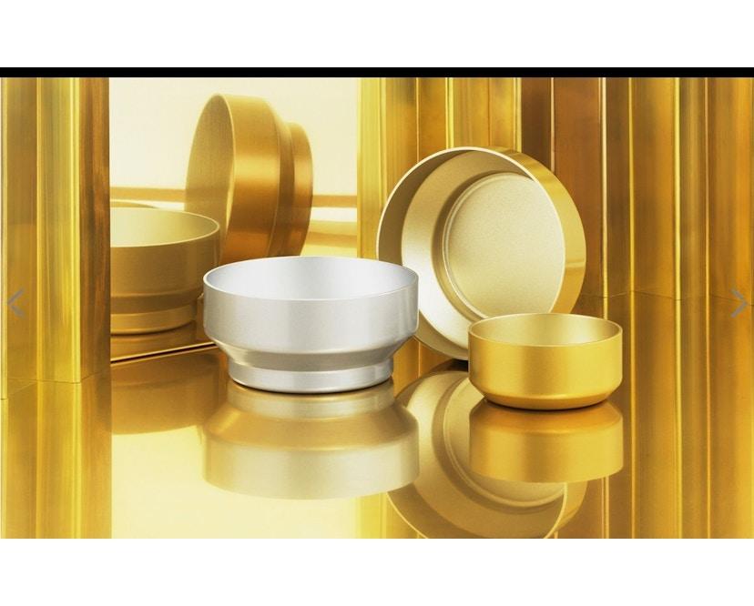 Normann Copenhagen - Meta Schale - gold - 9 cm - 4