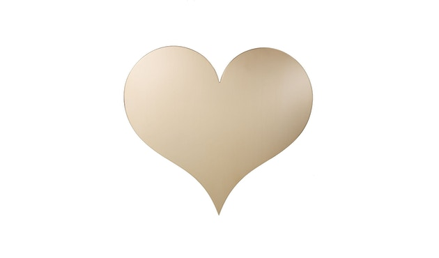 Vitra - Metal Wall Relief - Heart - 1