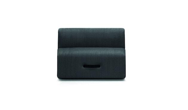 Conmoto - MIAMI Sofa Standardmodul - anthrazit - 1
