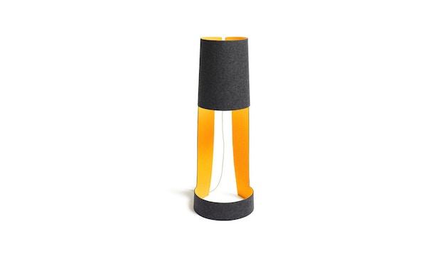 Domus - Mia XL Stehleuchte - grau/orange - 3