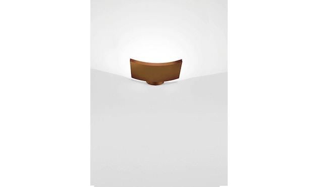 Artemide - Microsurf Wandleuchte - bronze - 1