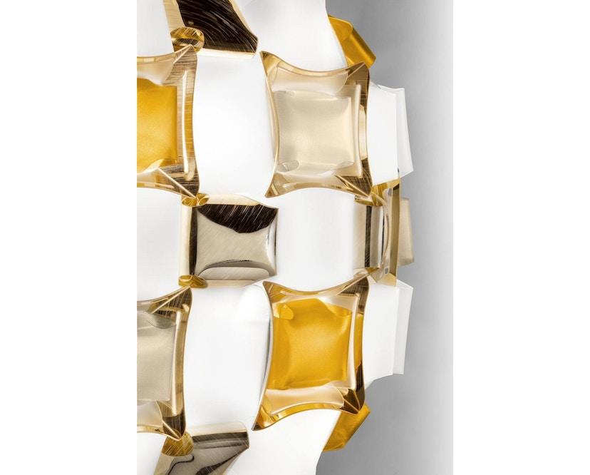SLAMP - Mida Decken-/Wandleuchte - amber - 2