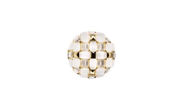 SLAMP - Mida Decken-/Wandleuchte - white-gold - 1