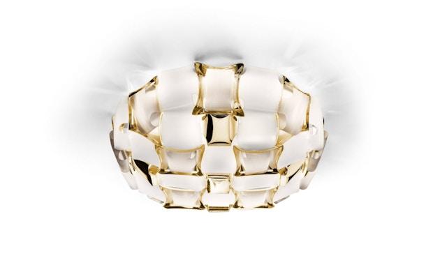 SLAMP - Mida Decken-/Wandleuchte - white-gold - 2