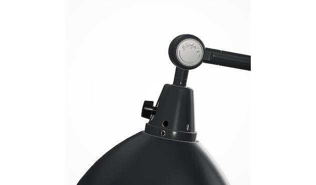 Midgard - Modular 556 Stehleuchte - aluminium schwarz - 140/40 - 3