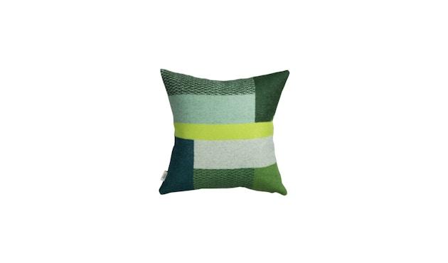 Roros Tweed - Mikkel Kissen - green - 1