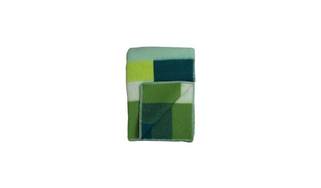 Roros Tweed - Mikkel Decke - green - 1
