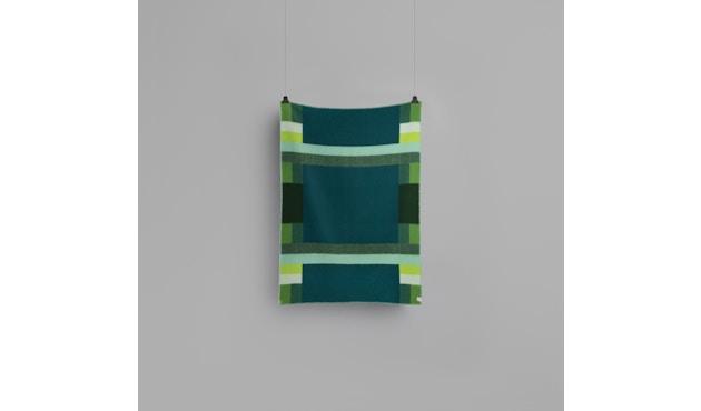 Roros Tweed - Mikkel Decke - green - 2
