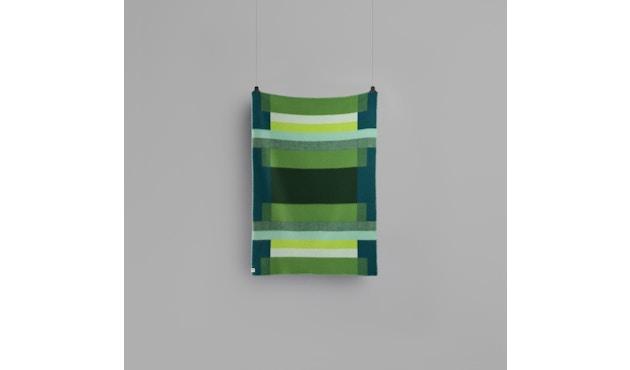 Roros Tweed - Mikkel Decke - green - 3