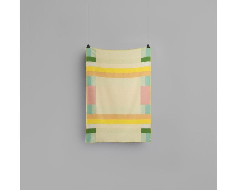Roros Tweed - Mikkel Decke - pastel - 2