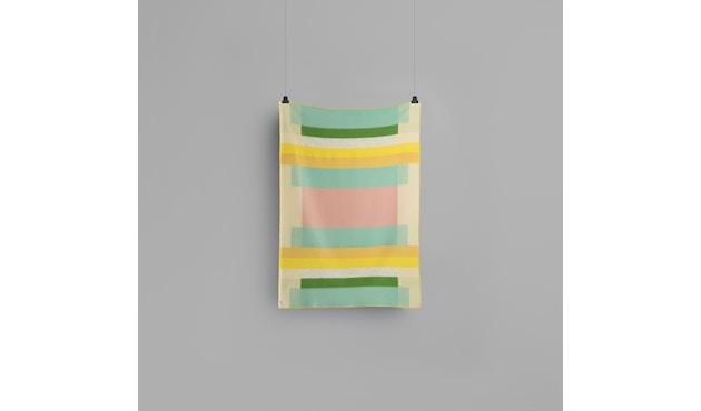 Roros Tweed - Mikkel Decke - pastel - 3