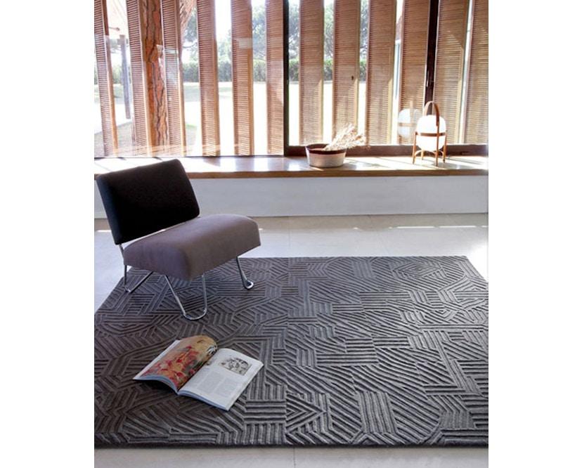 Nanimarquina - Milton Glaser Teppich - African Pattern 1 - 170 x 240 cm - 5