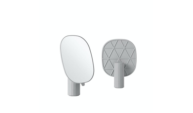 Muuto - Mimic Spiegel - Grey - 1