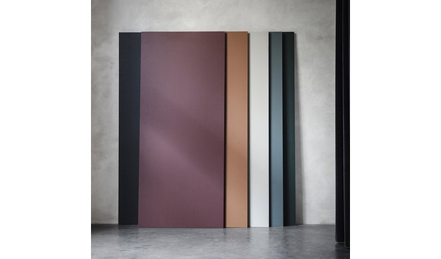 ferm LIVING - Mingle Schreibtischplatte - Linoleum grün - 135 cm x 65 cm - 5