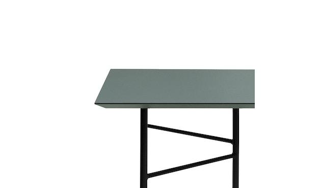 ferm LIVING - Mingle Schreibtischplatte - Linoleum grün - 135 cm x 65 cm - 2