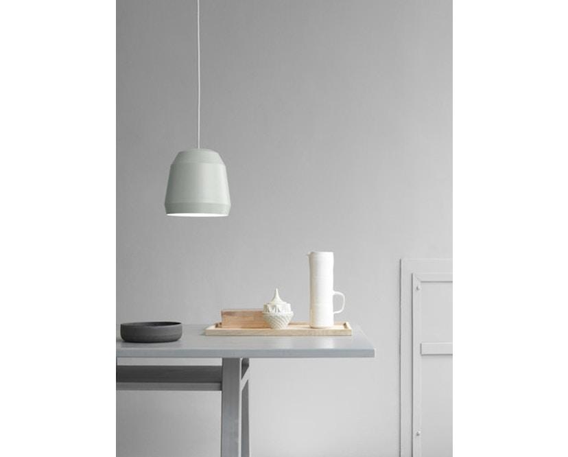 Fritz Hansen - Mingus Hängeleuchte - P1 - very grey - Kabellänge 3m - 7