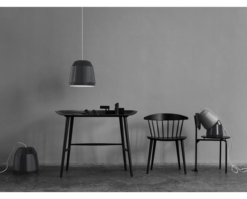 Fritz Hansen - Mingus Hängeleuchte - P1 - very grey - Kabellänge 3m - 10