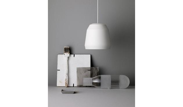 Fritz Hansen - Mingus Hängeleuchte - P1 - very grey - Kabellänge 3m - 16