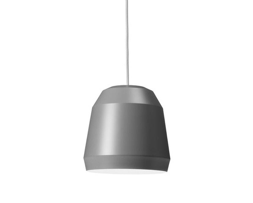 Fritz Hansen - Mingus Hängeleuchte - P1 - very grey - Kabellänge 3m - 1