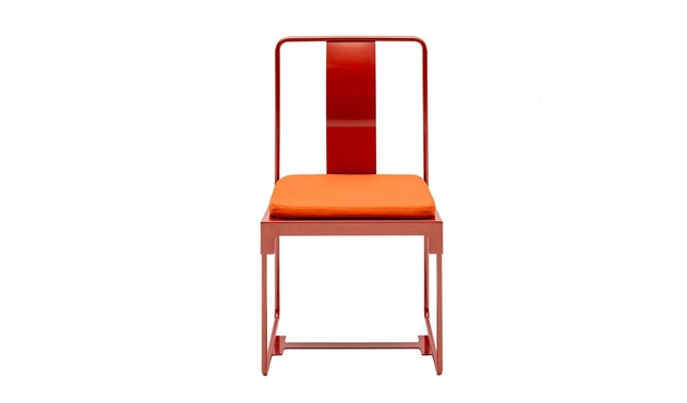 Driade - MINGX Outdoor Stuhl - orange - 3