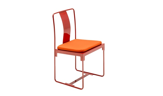 Driade - MINGX Outdoor Stuhl - orange - 4