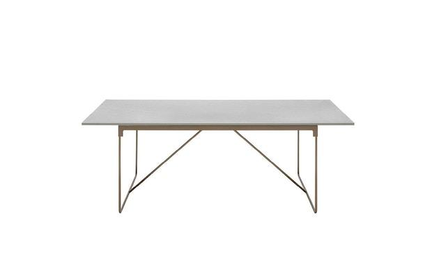 Driade - MINGX Outdoor Tisch L - orange - 2