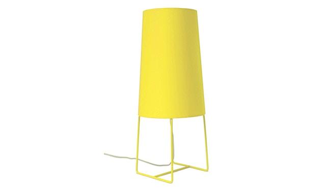frauMaier - minisophie tafellamp - schakelaar - geel - 1