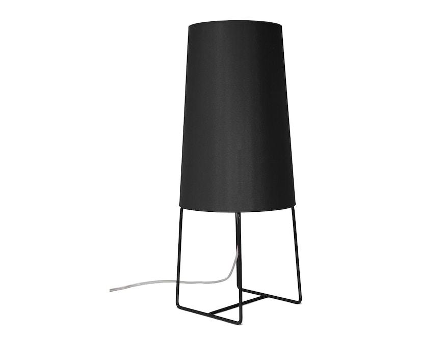 frauMaier - minisophie  Tischleuchte - Schalter - schwarz - 1