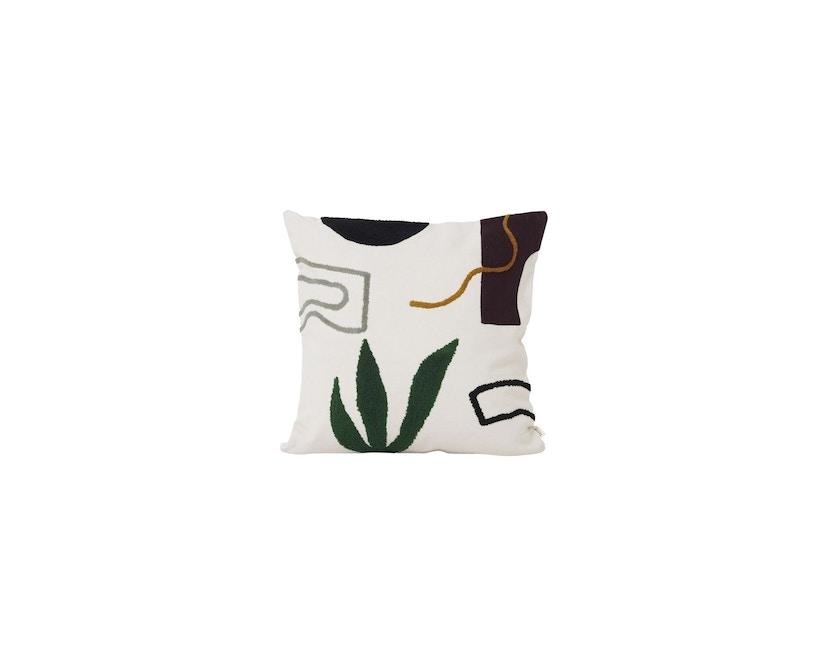 ferm LIVING - Mirage Kissen - Cacti - 1