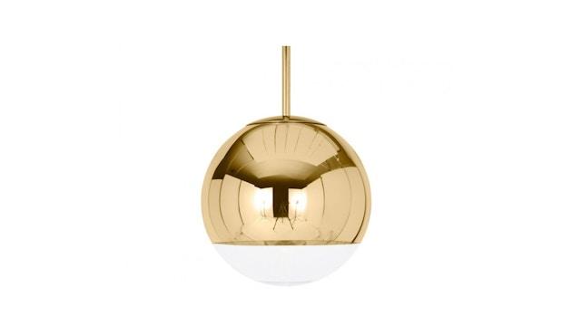 Tom Dixon - Mirror Ball 25 Pendant Hängeleuchte - gold - 1