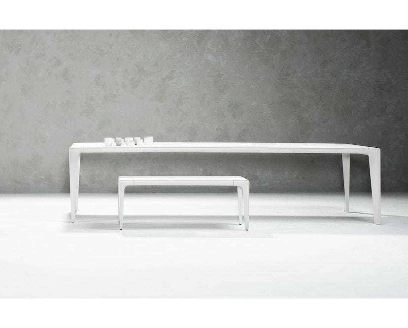 Tribù - Mirthe Esstisch - white - 210x95 cm - 2