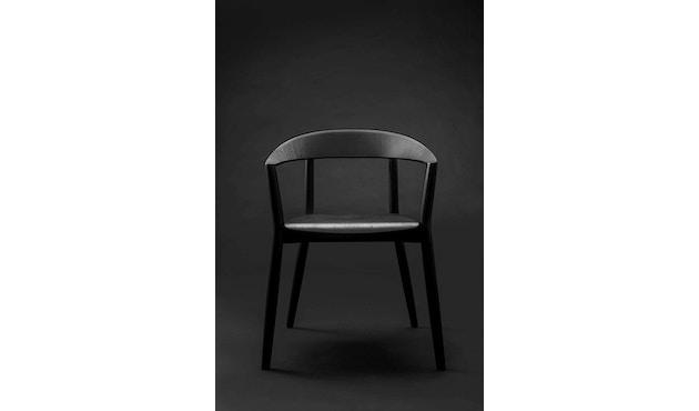 Conmoto - MITO Armlehnstuhl  - Esche - schwarz - 8