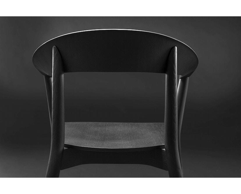 Conmoto - MITO Armlehnstuhl  - Esche - schwarz - 11