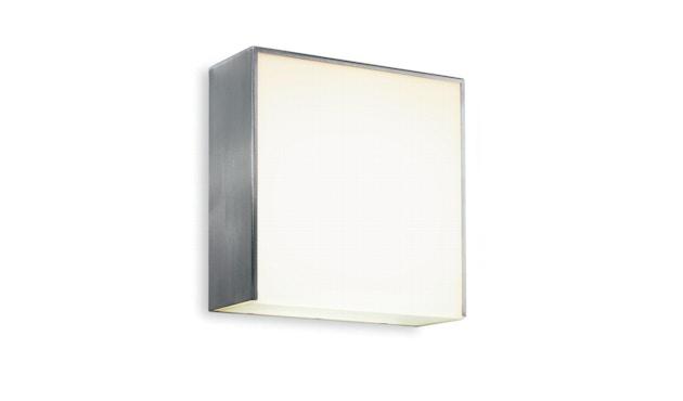 Mawa Design - Mono 3a LED Außenwandleuchte - matt gebürstet - 1