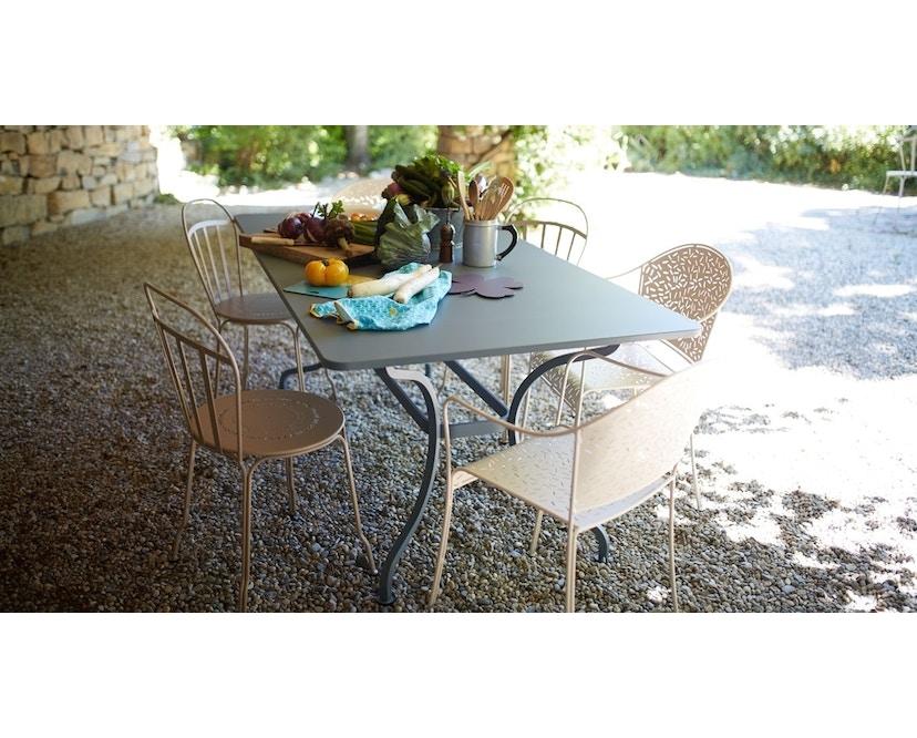 Fermob - Rendez-Vous tafel - 65 lindegroen - 2