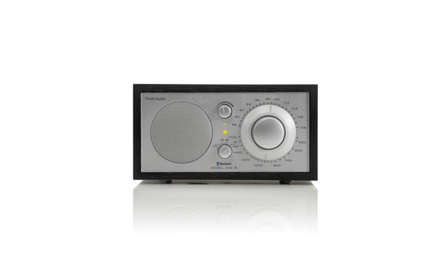 Tivoli Audio - Model One BT Radio - schwarz/silber - 1