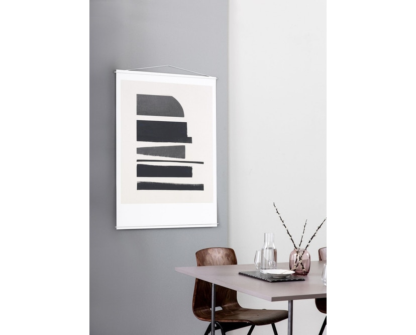 Moebe - Poster Hanger Länge 50 - Messing - 4