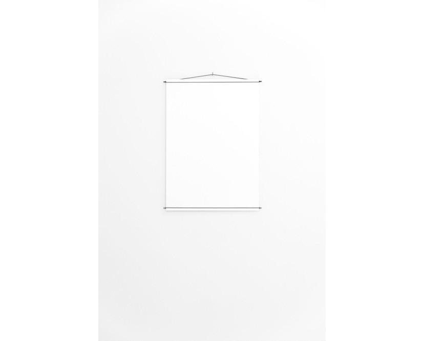 Moebe - Poster Hanger Länge 50 - Messing - 2
