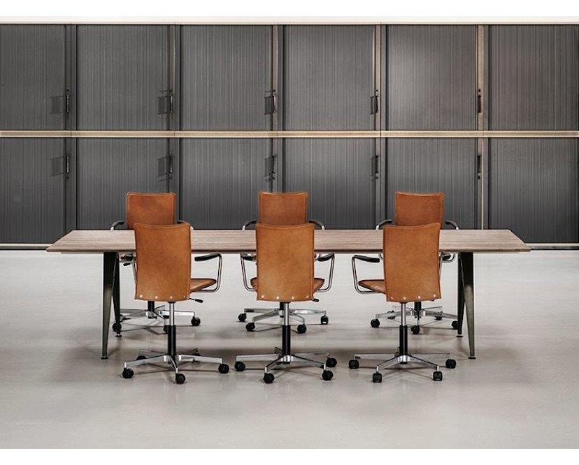 Randers + Radius - GRIP Basic Tisch - 131 x 80 cm - schwarz - 27