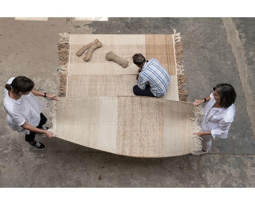 Nanimarquina - Tres Teppich Vegetal - 170 x 240 cm - 2